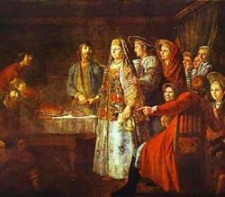 Секс в русских дворянских семьях